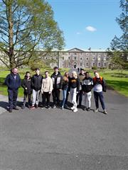 Visit to Maynooth